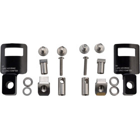 Problem Solvers ReMatch 1.2 Adapter Shimano I-Spec II Shifter/I-Spec A-B Brake 1 pair black